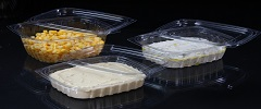 Clear Container Manufacturer, Plastic Clear Container Supplier